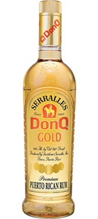 Don Q Rum Gold 750ml